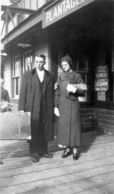 M. et Mme Gabriel Gratton