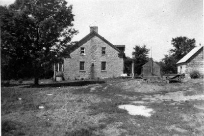 Ancienne maison John Chesser, actuelle maison Nic Kerson