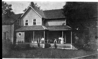 Une maison de Clarence Point