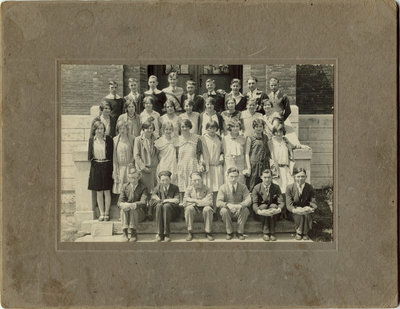 Colborne High School, 1929