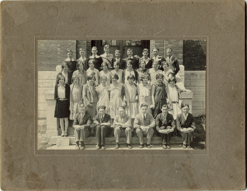 Colborne High School, 1926