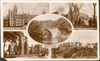 Postcard from Alex Mackie, Jr. to Eliza J. Padginton