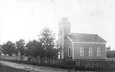 Trinity Anglican Church, Colborne