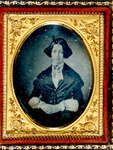 Reproduction photograph, Mary Jane Black