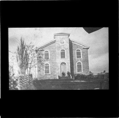Photograph of St. Andrew's Presbyterian Church, Colborne