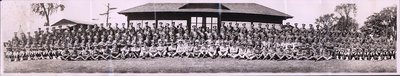Class photograph, District Camp School, Barriefield, by Marriston Kingston, 1932