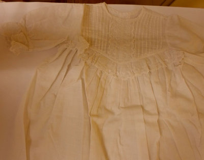 Leslie and Yvonne Rice's Baptismal Gown