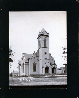 Photograph of Methodist Church, Colborne, Cramahe Township