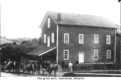 Photograph of Purdy Mill, Castleton, Cramahe Township