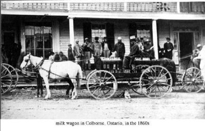 Photograph of Marion Hotel, Colborne