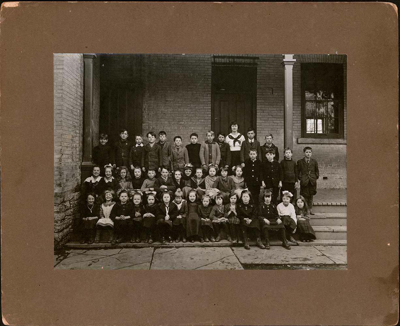 Colborne Elementary School, ca.1920
