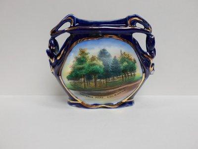 Victoria Park, Colborne souvenir sugar bowl