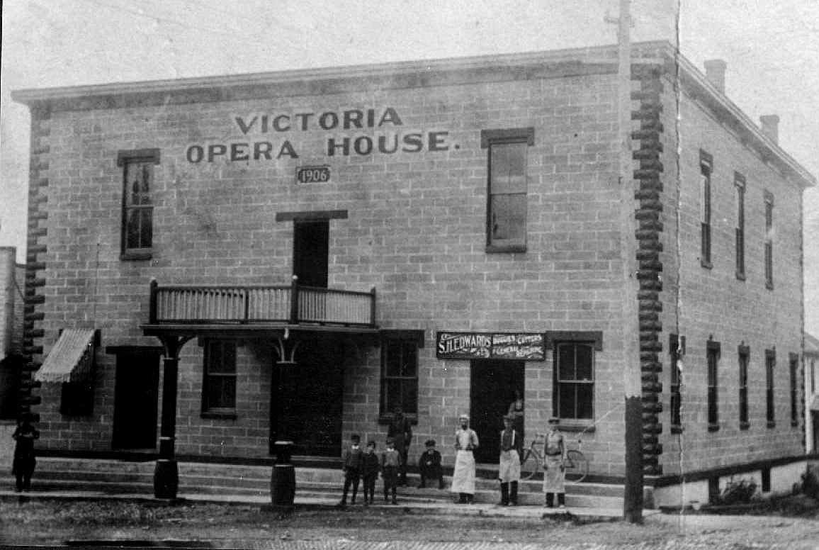 Victoria Opera House
