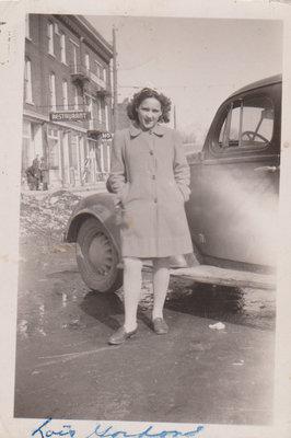 Photograph of Lois Gordon, Colborne, Cramahe Township