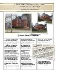 Cramahe Heritage Properties - 8 Victory Street Colborne