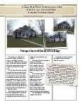 Cramahe Heritage Properties - 15 King Street West Colborne