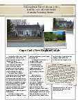 Cramahe Heritage Properties - 20 King Street West Colborne