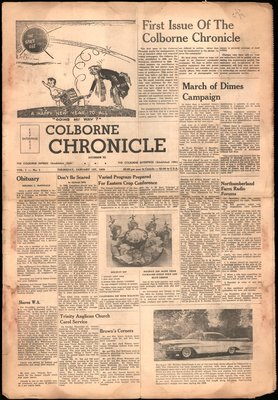 The Colborne Chronicle