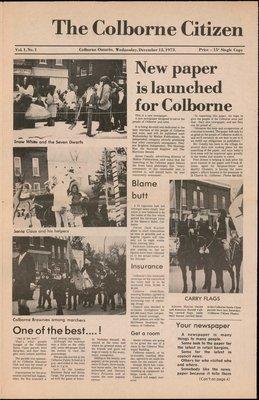 The Colborne Citizen
