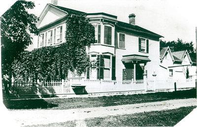 Lyndhurst, Larke house, Colborne, Ontario