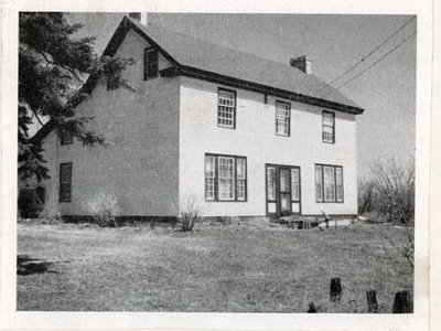 Photograph of Blyth farm, Salem, Colborne Women's Institute Scrapbook