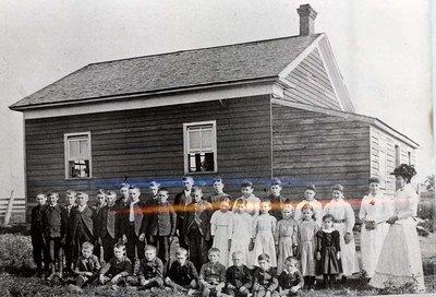 Photograph of S.S.17, Mount Pleasant School