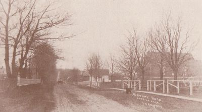 Postcard of Lakeport Road, Lakeport