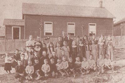 Photograph of Colborne School
