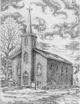 Sketch of Castleton United Church