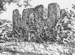 Sketch of Christie Mills, Colborne