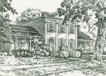Sketch of Keeler House, Colborne