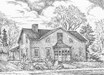 Sketch of Thornton House, Colborne