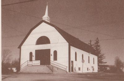 Photograph of Colborne Pentecostal Church, Colborne, Cramahe Township