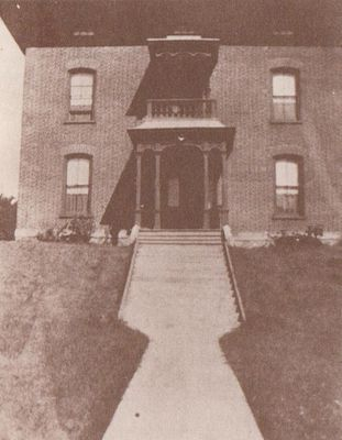 Photograph of Seaton Hall, Colborne, Cramahe Township