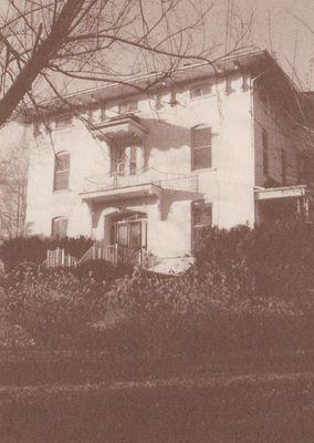 Photograph of Seaton Hall, Colborne, Cramahe Township