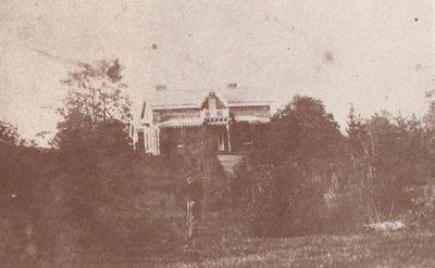 Photograph of Chestnut Lawn, Colborne, Cramahe Township
