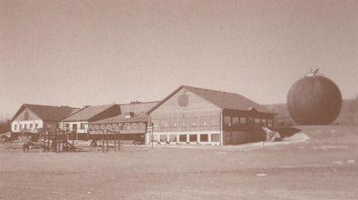 Photograph of the Big Apple, Colborne, Cramahe Township