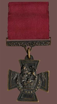 Photograph of Victoria Cross
