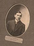 1904 portrait photograph of E.G. Griffis, druggist, Cramahe Township