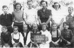Sharon School, S.S.9, Edville, Cramahe Township 1944