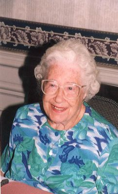 Edna (nee Johnston) Trenear, Cramahe Township