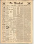 Merchant And General Advertiser (Bowmanville,  ON1869), 12 May 1871