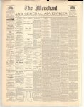 Merchant And General Advertiser (Bowmanville,  ON1869), 28 Jul 1871