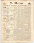 Merchant And General Advertiser (Bowmanville,  ON1869), 4 Aug 1871