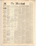 Merchant And General Advertiser (Bowmanville,  ON1869), 11 Aug 1871