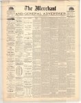Merchant And General Advertiser (Bowmanville,  ON1869), 25 Aug 1871