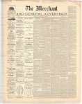 Merchant And General Advertiser (Bowmanville,  ON1869), 1 Sep 1871
