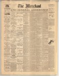 Merchant And General Advertiser (Bowmanville,  ON1869), 5 Jan 1872