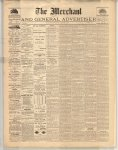 Merchant And General Advertiser (Bowmanville,  ON1869), 12 Jan 1872