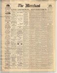 Merchant And General Advertiser (Bowmanville,  ON1869), 19 Jan 1872